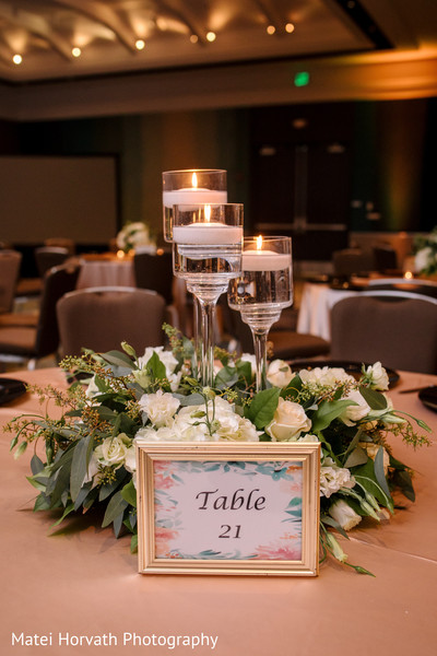 indian wedding reception,table,indian wedding decor,table numbers