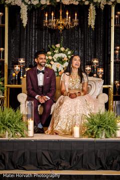 Amazingly Heartfelt Indian bride and groom's photo.