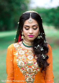 Incredible shot of the stunning maharani