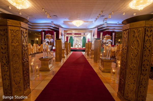 indian wedding,decor,venue,details