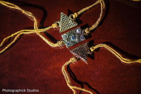 Marvelous Indian bridal bracelets capture.