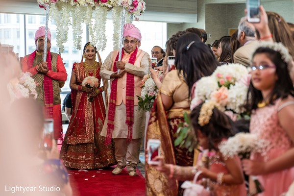 indian wedding,maharani,bride,guests