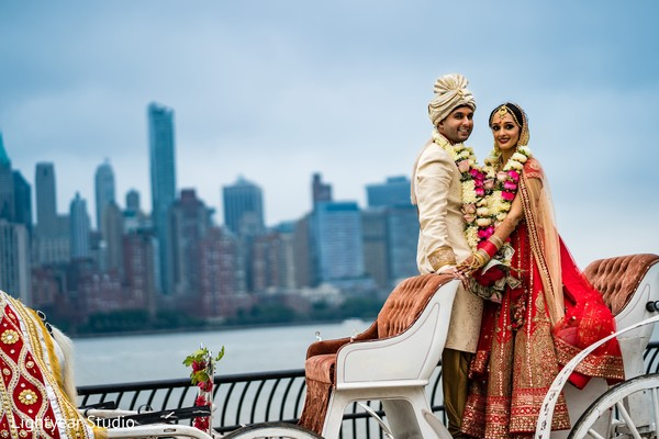 indian wedding,newlyweds,photo shoot,sari