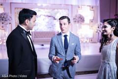 Indian wedding reception speech