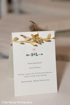 Beautiful Indian wedding invitation ideas