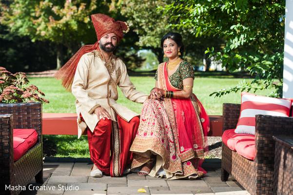 bridal lengha,indian bride fashion
