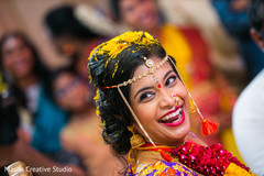 Dazzling indian bride