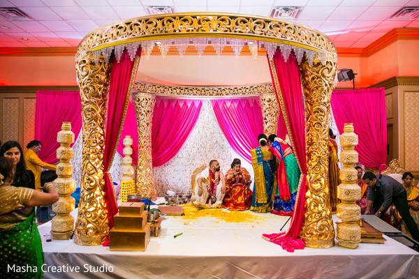 mandap,indian wedding decor,floral and decor