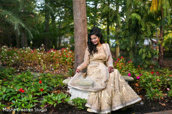 reception fashion,indian bride fashion