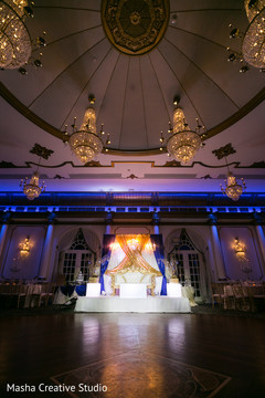 See this lovely indian wedding reception decor