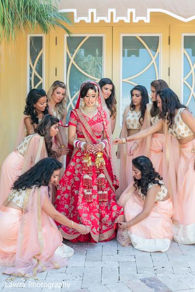 indian bride,indian wedding ceremony fashion,indian bridesmaids