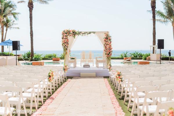 mandap,indian wedding ceremony,flowers decor,seats setup
