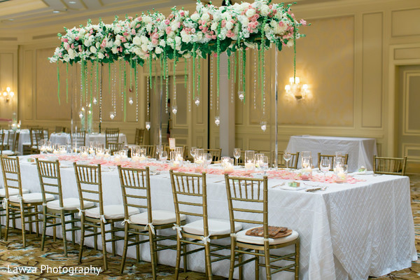 indian wedding table decor,flowers decor,table setup