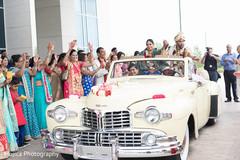 Ravishing ride transports the Indian newlyweds