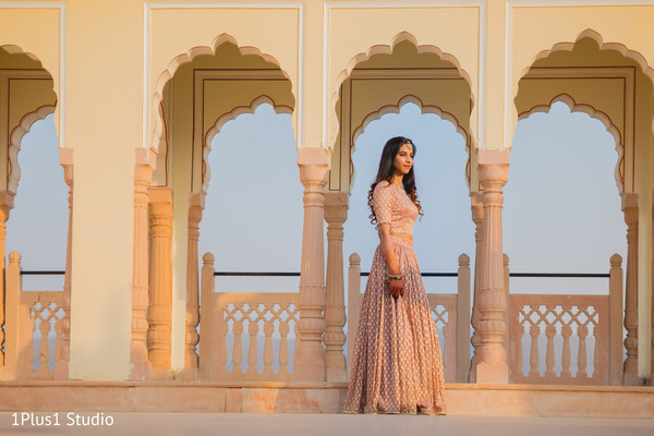 indian wedding,maharani,photo shoot,outdoors