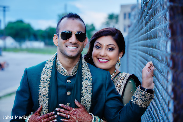 indian bride,indian groom,sangeet fashion