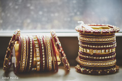 Incredible Indian bridal bangles.