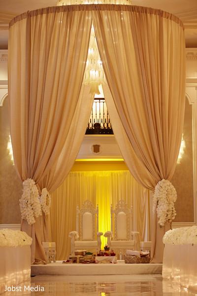 Spectacular indian wedding ceremony decor.