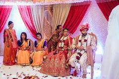 Amazing Indian wedding ceremony styling and design.