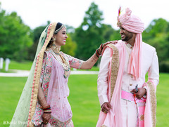 Indian lovebirds first look photography.