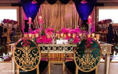 Amazing indian sweethearts table