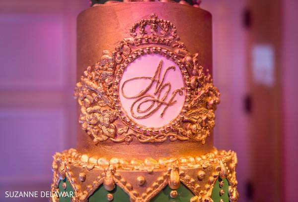 Fabulous indian wedding cake topper