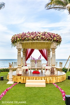 Inspiring indian wedding mandap