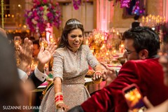Maharani dancing with her now husband