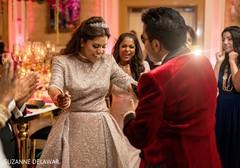 Lovely maharani dancing the night away