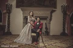 See these stylish indian newlyweds