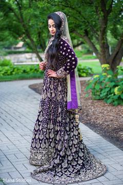 Amazing capture of gorgeous maharani outdoors