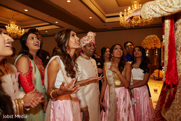 Lovely indian wedding ceremony