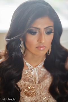 Majestic indian bridal makeup