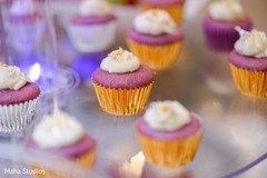 Delicious treats at the Indian wedding ceremony