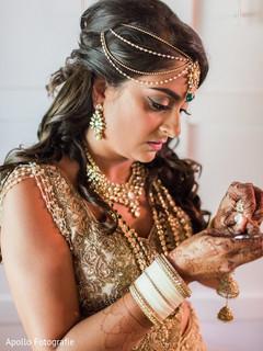 Maharani preparing for her big day