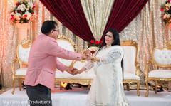 Lovely maharani parents dancing