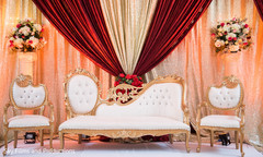 Fabulous indian wedding stage