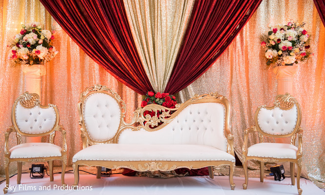 rentals,indian wedding decor,indian wedding draping