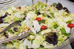 Indian wedding reception delicious salad
