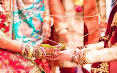 Indian wedding rituals continue