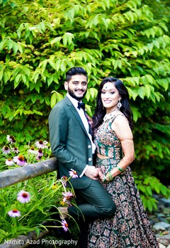 See this stylish Indian couple