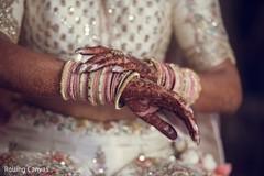 Maharani's mehndi and jewelry capture