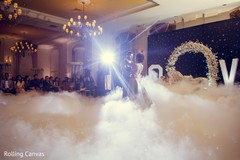 Over the top Indian wedding decor