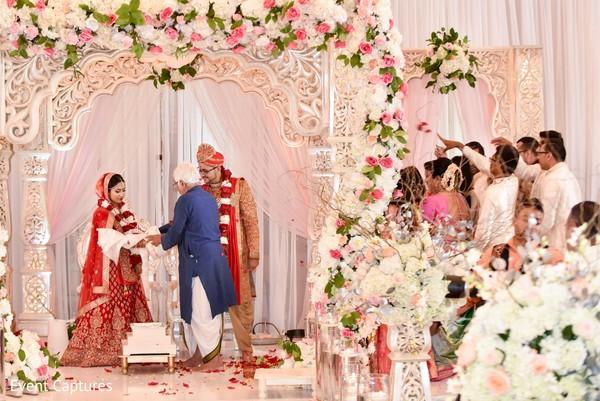 indian bride,indian groom,indian wedding ceremony,indian wedding ritual