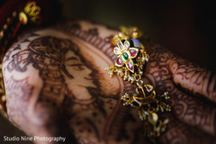Hath Panja bracelet closeup capture.