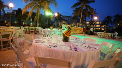 Wonderful Indian wedding table setup,