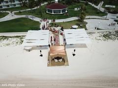 Majestic indian wedding venue capture.