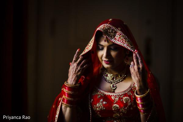 indian wedding,getting ready,lengha,maharani