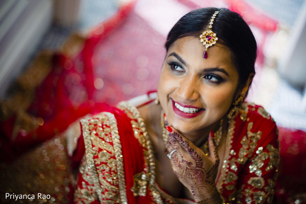 indian bride,maharani,lengha,tikka