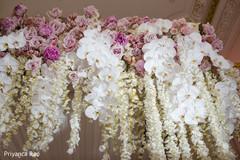 Indian wedding venue decor details